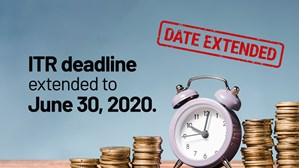 ITR Deadline Extended To June 30, 2020