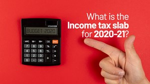 What Is The Income Tax Slab For 2020 21