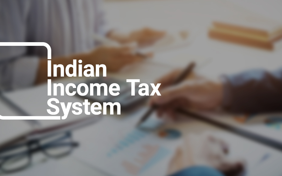 Indian Income Tax System